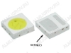 Светодиод SMD 3030; 3-3.4V; 300mA (холодный белый) 3V; 2pin; широкий: катод(-); для модулей подсветки LED TV