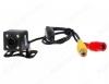 Видеокамера заднего вида A101 автомобильная LED подсветка; цветная, PAL, разрешение 420 линий, угол обзора 120°, питание 12V, видеовыход RCA