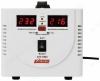 Стабилизатор напряжения AVS-1000D 1000ВА 1-фазный напольный/настенный Электронный; Uвх=150-280В; Uвых=220В+10%; высоковольт.защита; время регулирования 5-7мс; подключение нагрузки 2 розетки
