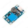 Радиоконструктор Преобразователь DC/DC в 28В(2А) из 2...24В (microUSB) Повышающий; microUSB, Выходной ток: 2А (рекомендовано 1А); Размеры: 30*17*14мм