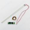 Комплект: модуль подсветки LED TV 315мм(15') 48 светодиодов, 2шт + драйвер