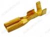 Клемма ножевая (№71) 2.8x0.5 гнездо DJ622-D2.8A неизолированная сечение 0.5-0.8 мм2