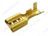 Клемма ножевая (№75) 4.8x0.5 гнездо DJ622-D4.8A неизолированная сечение 0.5-0.8 мм2