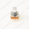 Энкодер а/м без кнопки 5 pin (33) (R1e) Вал 14 мм, металл, лыска