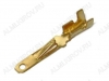 Клемма ножевая (№74) 2.8x0.5 штекер DJ611-2.8B неизолированная сечение 1.0-1.5 мм2