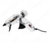 Пистолет для термоклея (d=11мм) 60W прозрачный 12-0107 производительность: 10-16 г/мин.; выключатель; клапан от вытекания клея; прозрачный корпус