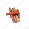 Переключатель для плиты универсальный 4 поз. (RS244) 4 позиции, 2 группы контактов;  60*30