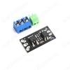 Модуль MOSFET транзистора FR120N (силовой ключ) с опторазвязкой PC817, позволяет получить ШИМ до 100 Рабочее напряжение: 3.3-5В; Выходной ток нагрузки: 9.4А; Размер: 34 x 17 x 12 мм