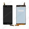 Дисплей для Huawei P8 Lite + тачскрин черный
