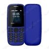 Мобильный телефон Nokia 105 DS TA-1174 синий 2 Sim
