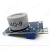 Датчик газа MQ9 (угарный газ, углеводородные газы) Напряжение питания: 5 В; Потребляемый ток: 150 мА; Диапазон измерений: 0,2 мг/л - 20 мг/л