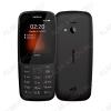 Мобильный телефон Nokia 220 DS TA-1155 черный 3G/4G, 2 Sim, BT