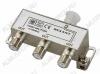 Антенный разветвитель TV 1/3 5-1000 МГц