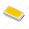 Светодиод SMD 5630; 3V; 0.5W (белый) 3V; 4pin; широкий: катод(-); для модулей подсветки LED TV