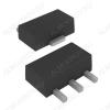 Транзистор BSS225 MOS-N-FET-e;SIPMOS,LogL;600V,0.09A,45R,1W