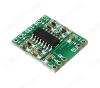 Модуль Аудио усилитель PAM8403 3 + 3 Вт; питание 2.5-5В. (Класс D):350 КГц; КПД: более 90% (не требует радиаторов охл.);