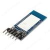 Плата-адаптер Bluetooth модулей серии HC-xx Печатная плата для установки на нее bluetooth модулей HC-05 HC-06 HC-07.  Питание 5В, 4 управляющих пина.