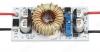 Радиоконструктор Преобразователь DC/DC в 10...50В(10А) из 8,5...48B (светодиодный драйвер) Повышающий; Uвх: от 8.5 до 48 В; Uвых 10 до 50 В; Iвых : 10А, реком. 8А; Выходная мощность : до 250Вт (при использовании радиатора);КПД: до 96%;