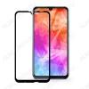 Защитное стекло Huawei P Smart 2019, черное