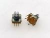 Энкодер а/м 5 pin с кнопкой (38) (R0-1) крепеж под гайку, L=11мм, металл, накатка