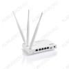 Wi-Fi Маршрутизатор Netis MW5230 Порт USB 2.0, поддержка 3G/4G, 3 внешние антенны Wi-Fi (5дБ), 5 разъемов RJ-45, точка доступа Wi-Fi, 300 Мбит/с, белый корпус