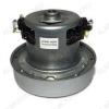 Двигатель пылесоса 1400 Вт YDC-04 D=134, H=112, h=41, VCM-1400, без юбки, контакты раздельно на щётках