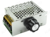 Регулятор мощности AC 4000Вт 220В (на симисторе) 220В; 18А; на базе симистора BTA41-600