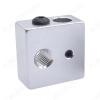 Нагревательный блок MK7/MK8, type A Размеры: 20*20*10