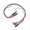 Межблочный кабель RCA-PT05M 0.5м, бескислородная медь, экран из алюминиевой фольги