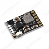 Модуль для создания Power Bank 2А мини Максимальный ток на отдачу 2А, при подключении на оба USB выхода не больше 1А на выход.