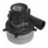 Двигатель пылесоса 1000 Вт V1173 D=144, H=169, h=77, моющий, 113085 BP30754TA, 11ME08i, без юбки, контакты раздельно