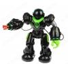 Интерактивный робот ПУЛЬТОВОД на р/у (ZYA-A2748) черный/белый