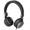 Наушники дуговые с микрофоном Accord 165, черные