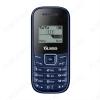 Мобильный телефон Olmio A11 (синий) 2 Sim, монохромный дисплей