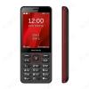 Мобильный телефон Texet TM-309 черный-красный