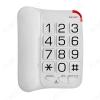Телефон TX-201, белый