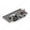 Роутер бескорпусной KROKS Rt-Brd U для работы с USB-модемом питание PoE 7-24VDC; габариты 110х64х25мм