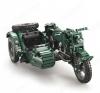 Конструктор для сборки РУ Мотоцикл большой (C51021W)