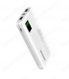Аккумулятор внешний 10000mAh BT32 Precious белый выход: 2*USB; 2.0A