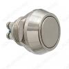 Кнопка антивандальная PBS-28B-2 D-12mm OFF-(ON) (метал. без фикс.) 2A 250VAC; 4A 125VAC; D=12mm
