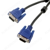 Шнур (58-003) VGA 15pin шт/VGA 15pin шт 3.0м