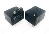 Реле HLS-T91(16F)-2-DC24V-C   Тип 27.1 24VDC 1C(SPDT) 30A 32.5*27.5*20(28)mm; силовые выводы сверху