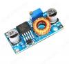Радиоконструктор Преобразователь DC/DC в 0,8...24В(5А) из 5...32В XL4005E1 Понижающий; 300 кГц; ток(макс): рекомендуемое 3.5A(5А, требует установки доп. охлаждения)