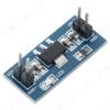 Радиоконструктор Стабилизатор напряжения линейный 3,3В (0.8А) на AMS1117-3V3 (LDO) Входное напряжение: 4,5...15 В; Выходное напряжение: 3,3 В; Максимальный выходной ток: 0,8 А;