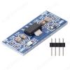 Радиоконструктор Стабилизатор напряжения линейный 5В (1А) на AMS1117-5.0 Входное напряжение: 6...12 В; Выходное напряжение: 5 В; Максимальный выходной ток: 1,0 А;
