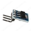 Радиоконструктор Стабилизатор напряжения линейный 3.3В(0.8А) mini на AMS1117-3.3 Входное напряжение: 4,8...12 В; Выходное напряжение: 3,3 В; Максимальный выходной ток: 0.8 А;