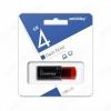 Карта Flash USB 4 Gb (CLICK Black/Red) USB 2.0