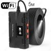 Эндоскоп OT-SME15 с Wi-Fi камерой (Длина зонда 5м)