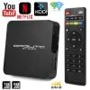 Приставка SMART TV- медиа плеер OT-DVB21; Процессор: Cortex-A7; ОС: Android 10.1