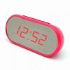 Часы электронные сетевые VST712Y-1, цвет индикации - красный